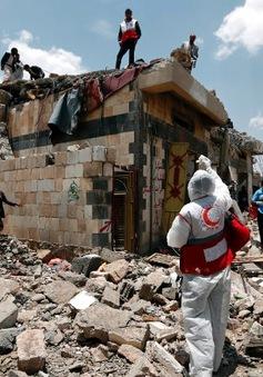 Yemen: Ít nhất 48 người thiệt mạng do liên quân Saudi Arabia không kích