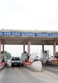 Bộ GTVT bác đề xuất tăng giá vé BOT Bắc Thăng Long - Nội Bài