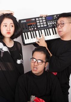 Café Sáng với VTV3: Chút gia vị mới mẻ với Lộn xộn band