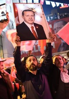 EC nghi ngờ có 2,5 triệu phiếu sai phạm trong bầu cử Thổ Nhĩ Kỳ