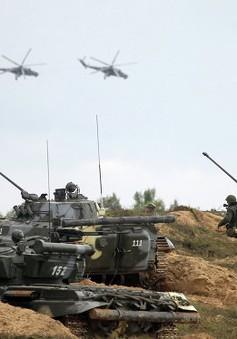 Nga sắp khai hỏa cuộc tập trận lớn chưa từng có