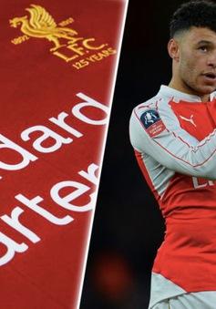 CHÍNH THỨC: Chamberlain kiểm tra y tế, gia nhập Liverpool với giá 35 triệu bảng