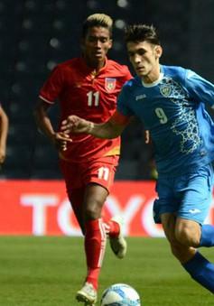M-150 Cup, U23 Myanmar 2-2 U23 Uzbekistan: Chia điểm kịch tính khó tin!