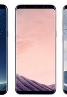 Galaxy S8 sẽ ra mắt với 3 phiên bản màu lạ mắt