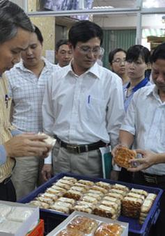 Hà Nội: Quản lý chặt chẽ nguồn nguyên liệu làm bánh Trung thu handmade