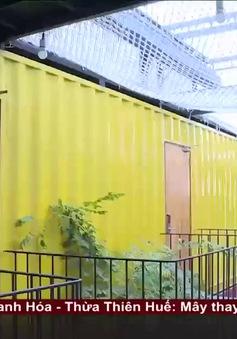 Khách sạn từ vật liệu tái chế hút du khách tại Nha Trang