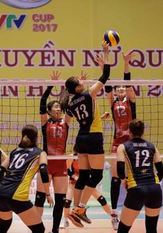 VTV Cup Tôn Hoa Sen 2017: Sinh viên Nhật Bản 3 - 0 Suwon (Hàn Quốc), Tuyển trẻ Việt Nam 3 - 2 Tuyển trẻ Thái Lan
