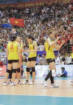 CHÍNH THỨC: Lịch TRỰC TIẾP Giải bóng chuyền nữ Quốc tế VTV Cup 2017 - Tôn Hoa Sen