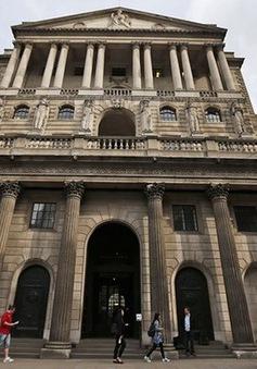Rò rỉ thông tin Ngân hàng Trung ương Anh liên quan thao túng lãi suất Libor
