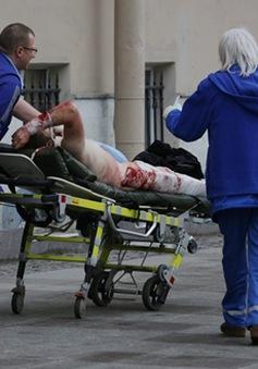 Pháp thắt chặt an ninh sau vụ đánh bom tàu điện ngầm ở Nga