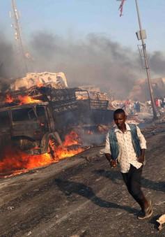 Syria: Đánh bom trên xe bus khiến nhiều người thương vong