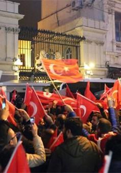 Hà Lan quyết định trục xuất một bộ trưởng của Thổ Nhĩ Kỳ