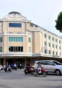 Nhà nước nắm đa số vốn tại Tràng Tiền Plaza