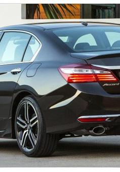 Honda thu hồi 2,1 triệu xe trên toàn thế giới