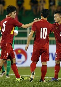 Quang Hải - điểm sáng trong lối chơi của U22 Việt Nam tại SEA Games 29