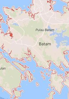 Nổ tàu chở dầu của Indonesia, ít nhất 6 người thương vong