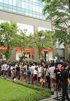 Giá thuê mặt bằng bán lẻ tăng theo xu hướng thời trang nhanh