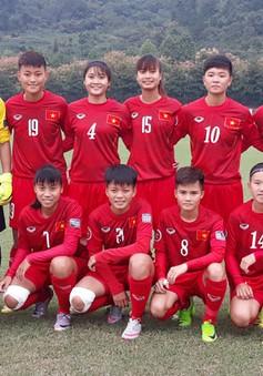 VCK U19 nữ châu Á 2017 (bảng B): ĐT U19 nữ Việt Nam 0-5 U19 nữ Hàn Quốc