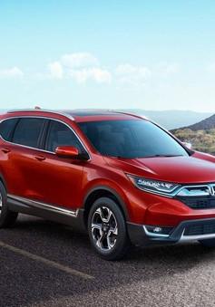 10 mẫu xe bán chạy nhất tháng 9/2017: Cú sốc mang tên Honda CR-V