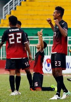 VIDEO, U23 Hàn Quốc 0-0 U23 Timor Leste: Bất ngờ mang tên U23 Timor Leste