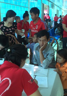 Hơn 3.200 trẻ em được khám sàng lọc tim bẩm sinh tại tỉnh Điện Biên