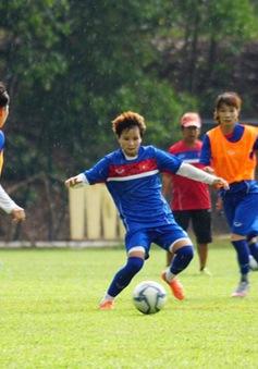 ĐT Bóng đá nữ Việt Nam sẵn sàng cho trận ra quân tại SEA Games 29