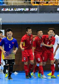 SEA Games 29 ngày 18/8: Futsal nam và nữ Việt Nam không thể vượt qua Thái Lan