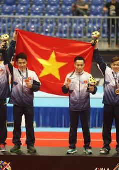 TDDC nam Việt Nam đặt mục tiêu huy chương tại ASIAD 2018