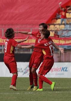 Hòa tiếc nuối Thái Lan, ĐT nữ Việt Nam sẽ tranh HCV ở lượt trận cuối SEA Games 29