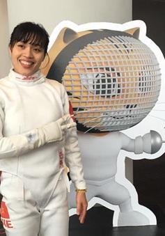 VIDEO ĐỘC QUYỀN VTV: Kiếm thủ Như Hoa chia sẻ sau HCV kiếm 3 cạnh SEA Games 29