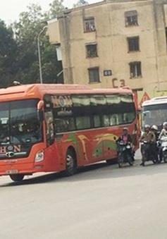 Hà Nội xử phạt hơn 5.000 xe khách cố tình chạy chậm đón khách