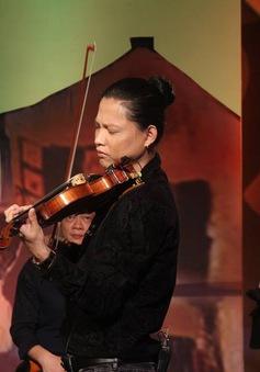 Ký ức ùa về với nhạc phim Mối tình đầu, Ước mơ vươn tới một ngôi sao qua tiếng violin của Anh Tú