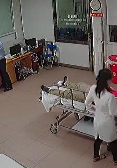 Làm rõ thông tin một nhân viên y tế ở Nghệ An bị hành hung