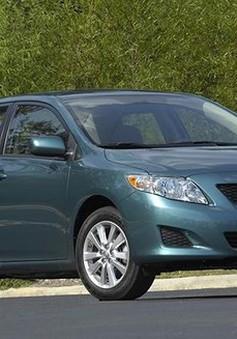 Toyota triệu hồi xe lỗi túi khí tại Việt Nam