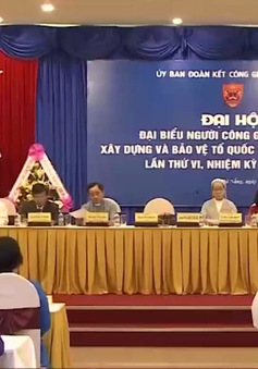 Ủy ban đoàn kết công giáo Thành phố Đà Nẵng tổ chức Đại hội lần thứ VI