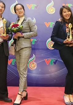 """Ê-kíp sản xuất Điều ước thứ 7 """"ẵm"""" 2 giải Vàng tại Liên hoan Truyền hình toàn quốc lần thứ 37"""