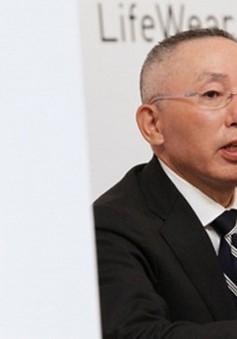 Người giàu nhất Nhật Bản mất 1,4 tỷ USD trong một ngày