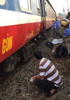 TP.HCM: Tai nạn đường sắt, 1 người thiệt mạng
