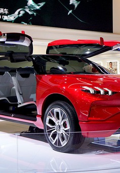Những mẫu xe ấn tượng tại triển lãm ô tô Frankfurt 2017 (P2)