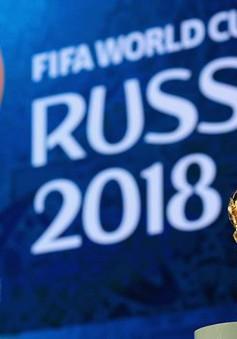 Scandal doping của Nga không ảnh hưởng đến World Cup 2018