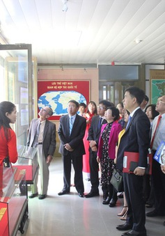 Triển lãm Hoàng Sa, Trường Sa tại Lâm Đồng
