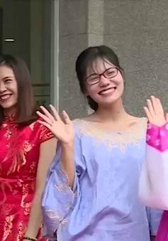 Sôi động Hội trại Thanh niên quốc tế tại Hà Nội