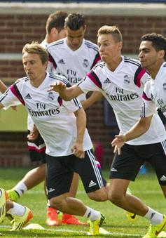 Real Madrid - đội bóng sở hữu nhiều ngôi sao trẻ triển vọng