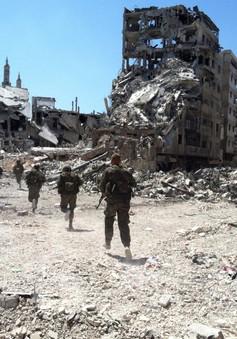 Hy vọng tiêu diệt hoàn toàn IS ở Syria