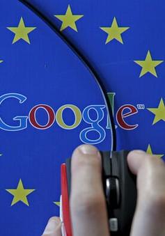 EU phạt Google số tiền lên đến 2,72 tỷ USD