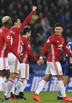 """Hai sao lớn của Man Utd """"mất tích"""" trước thềm đại chiến với Arsenal"""