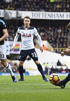Tottenham 4-0 West Brom: Harry Kane lập hattrick, Tottenham tạm chiếm ngôi nhì bảng
