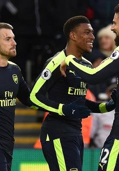 Vòng 21 Premier League, Swansea 0-4 Arsenal: Pháo thủ vươn lên vị trí thứ 3