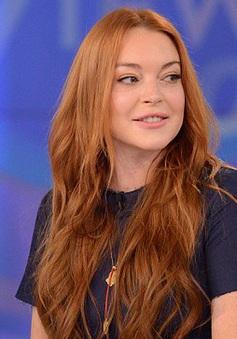 Lindsay Lohan đã quay lại Hollywood!