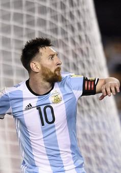 Vòng loại World Cup 2018: Messi ghi bàn duy nhất, Argentina giành chiến thắng trước Chile